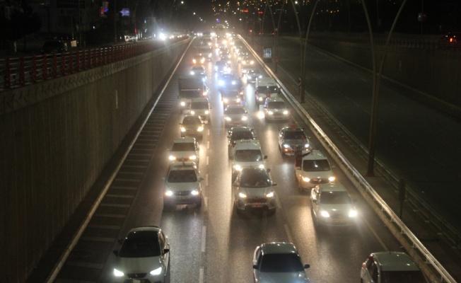 Şanlıurfa'da Filistin halkı için destek konvoyu düzenlendi