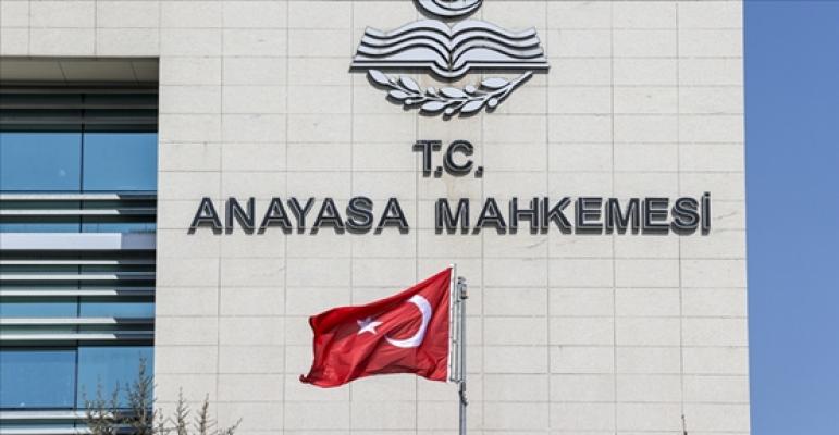 Anayasa Mahkemesi, HDP'nin kapatılmasına yönelik iddianameyi kabul etti