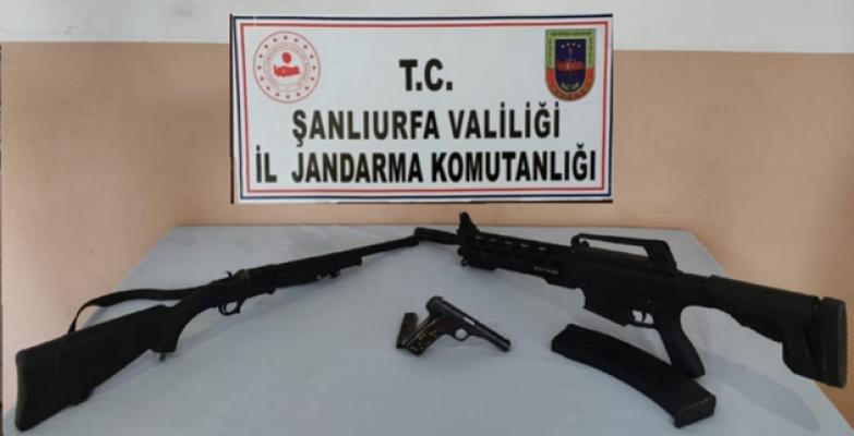 Jandarma ekiplerinden operasyon
