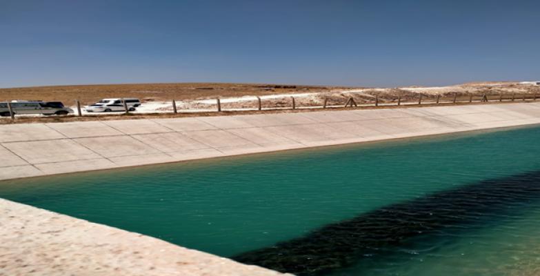 Urfa'da sulama kanalına düşen genç boğuldu