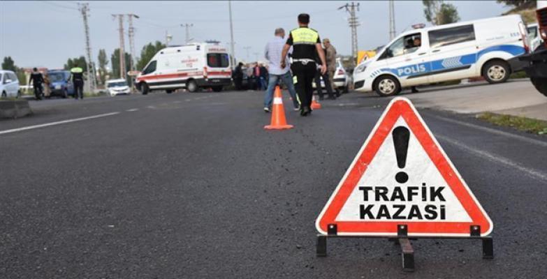 Urfa'da trafik kazası, 5 ölü,
