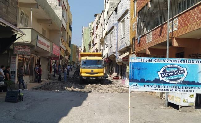 Eyyübiye'de Aslfat Serimi Öncesi Son Hazırlıklar Sürüyor