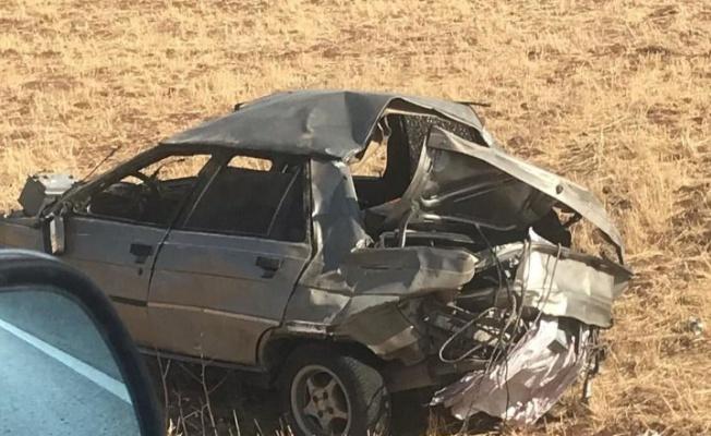 Suruc'ta trafik kazası