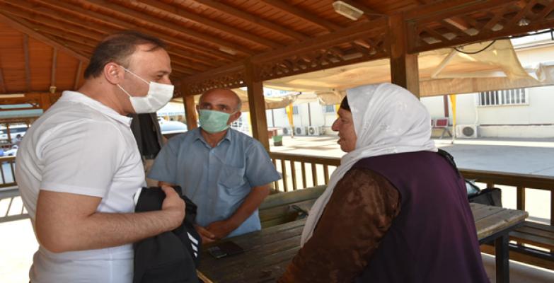 Üçüncü Doz Aşısını Olan Vali Erin, Vatandaşlara Çağrısını Yineledi