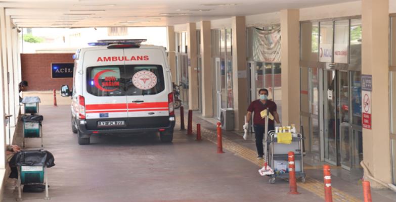 Urfa'da silahlı saldırıya uğrayan adam öldü!