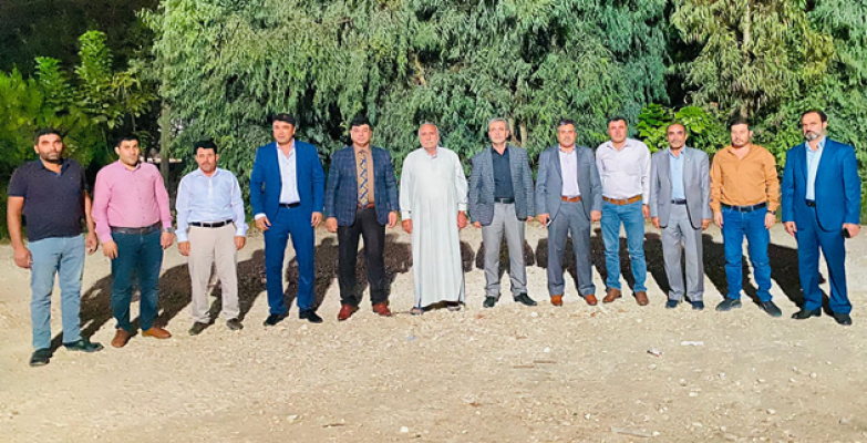 Anavatan İl Teşkilatından Köy Ziyaretleri
