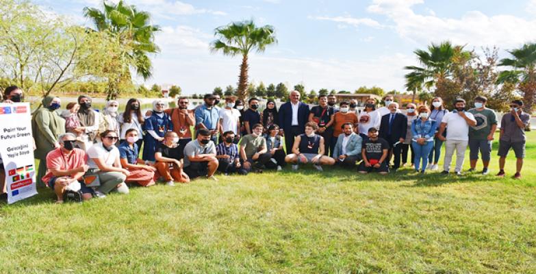 Bakan Ersoy'dan Harran Üniversitesi'ne Ziyaret