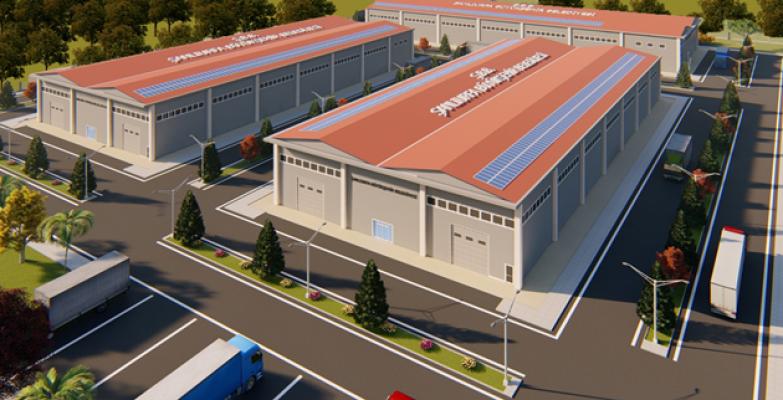 Büyükşehir'in Yapımını Sürdürdüğü 6 Adet Fabrika 4500 Kişiye İstihdam Sağlayacak