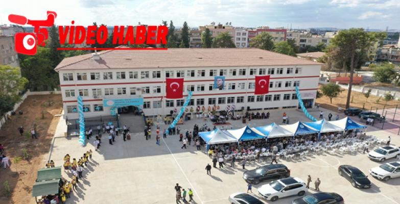 Hayırseverler Birecik'e Üç Yeni Okul Daha Kazandırdı