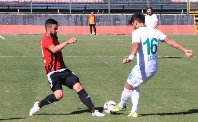 Karaköprü 3-1 Ceyhanspor