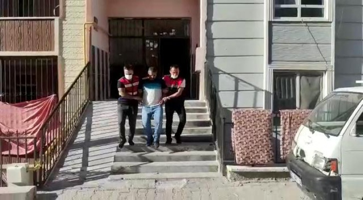 Şanlıurfa'da aranan cinayet zanlısı yakalandı