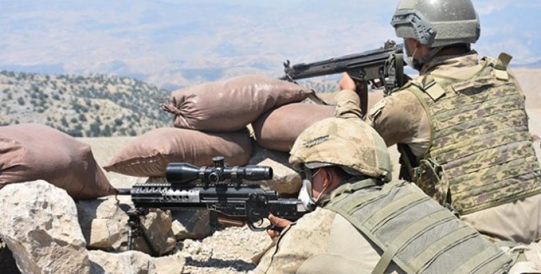 Şanlıurfa sınırda saldırı girişimindeki 7 terörist etkisiz hale getirildi