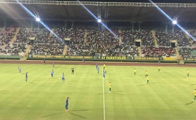 Şanlıurfaspor 1-0 Ankara Demirspor