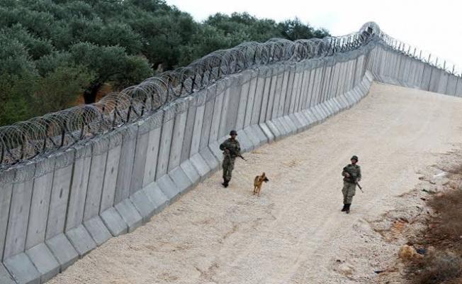 Urfa sınırında etkisiz hale getirildi
