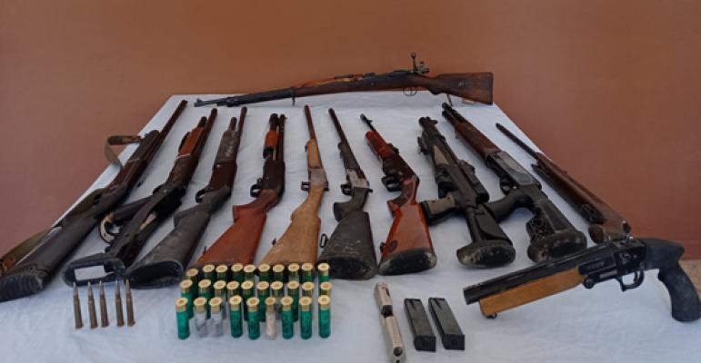 Urfa'da operasyon: 2 gözaltı