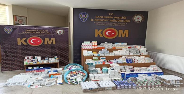Urfa'da sahte rapor operasyonu, 7 Gözaltı