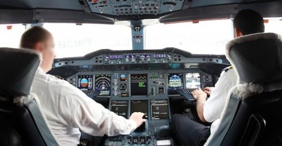 2 Pilot Beyrut'ta Kaçırıldı