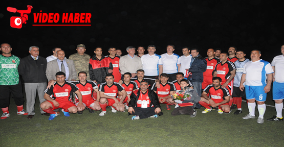 35 Yaş Üstü Futbol Ligi Başladı