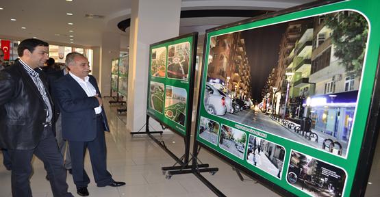 400 Fotoğrafla Urfa'daki Değişimin Öyküsü Anlatıldı