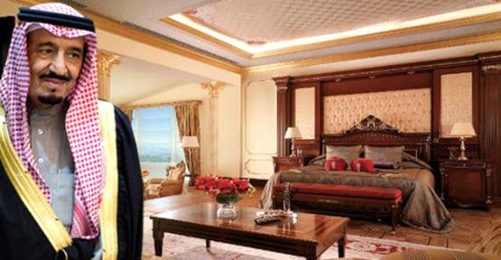 546 Saray Odası Hazırlandı