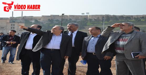 600 Öğrenciye Urfa'yı Anlattı
