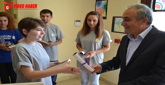 651 Gönüllü İle 6.900 Çocuğa Eğitim Verildi