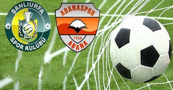 Adanaspor 3-2 Şanlıurfaspor
