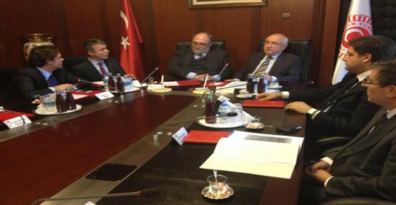 AGİTPA Başkanı Şanlıurfa'ya geliyor