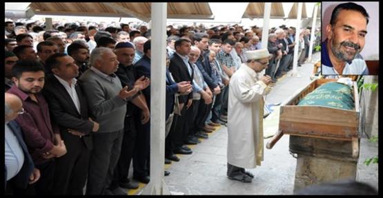 Ahmet Coşkun Atan, son yolculuğuna uğurlandı