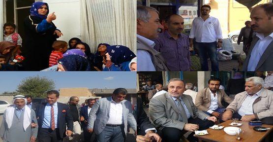 AK Parti Adaylar İlçe Ziyaretinde