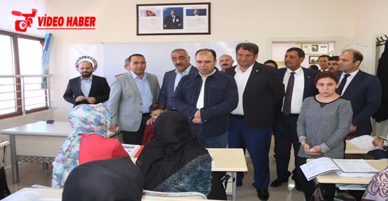 AK Partili Belediye Başkanları Siverek'te Buluştu