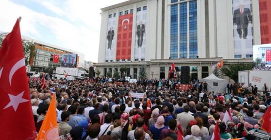 AK Parti'nin 15'inci Yılı Kutlanıyor!