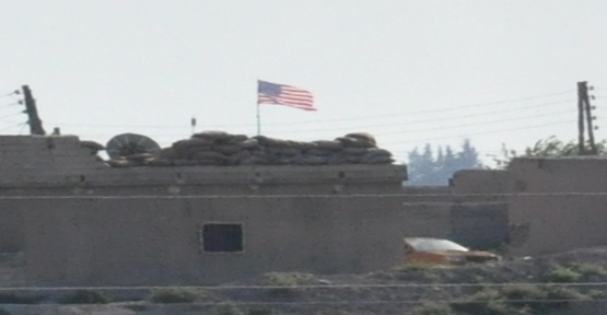 Akçakale sınırdaki o bayraklardan 3'ü indirildi