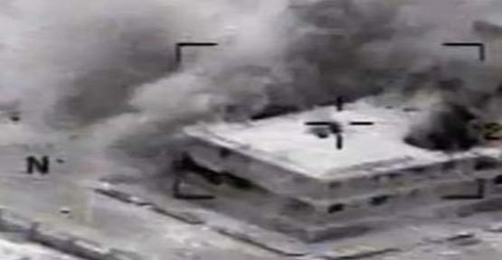 Akçakale sınırı bombalandı