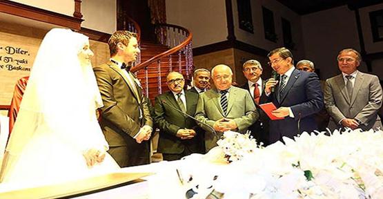 Akman'ın Şahitliğini Başbakan yaptı