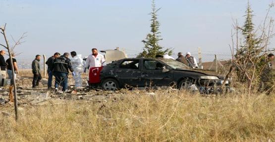Ankara'da İki Canlı Bomba Kendini Patlattı