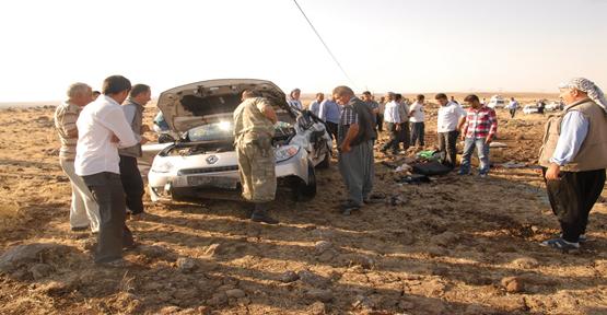 Araç şarampole uçtu: 2 ölü, 8 yaralı