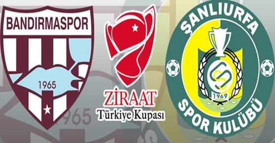 Bandırmaspor 0-0 Şanlıurfaspor