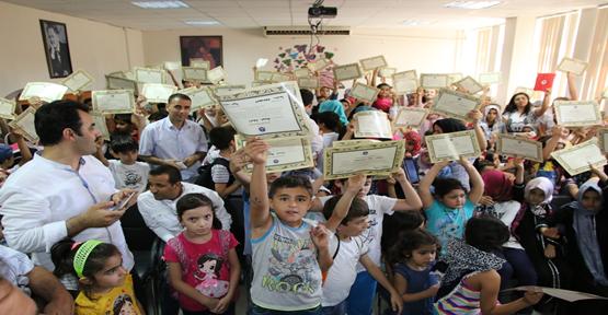 Başarılı öğrencilere tablet