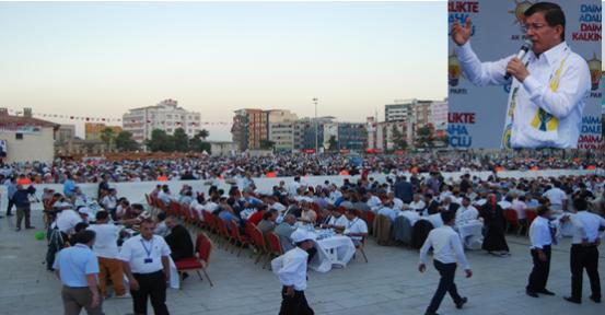 Başbakan Davutoğlu hazırlıkları başladı