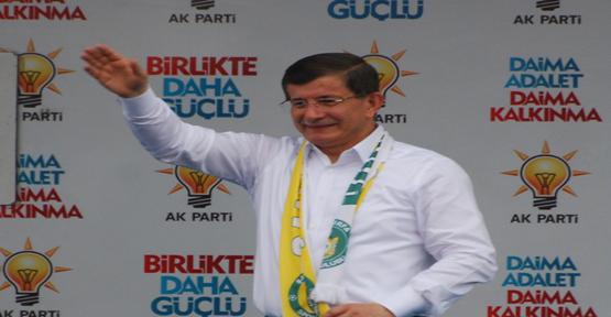 Başbakan Urfa' ya geliyor