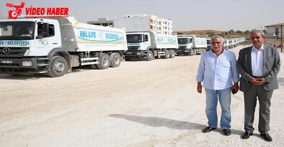 Başkan Demirkol, Ahmet Yesevi'deki Alt Ve Üst Yapı Çalışmalarını İnceledi