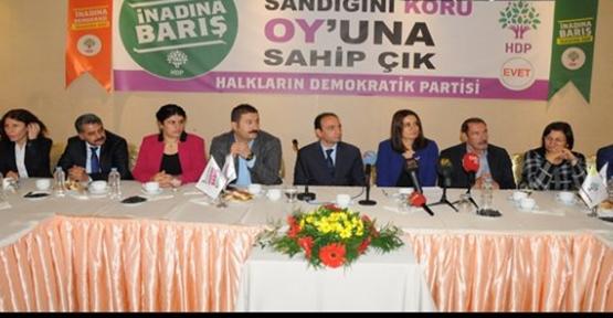 Baydemir'den  parti adaylarına çağrı