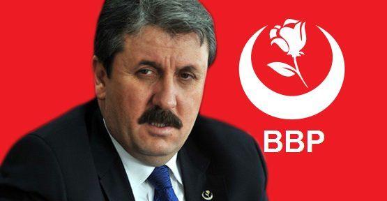 BBP Genel Başkanı Mustafa Destici İsrail'de Gözaltına Alındı