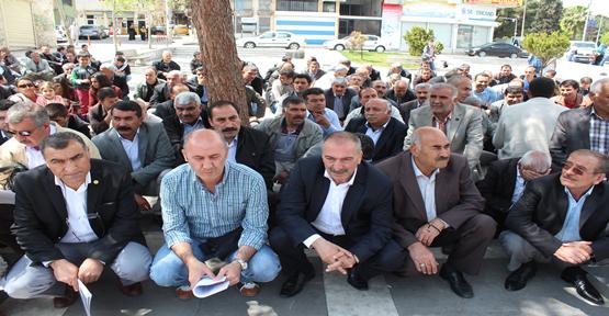 BDP'den Secim Eylemi