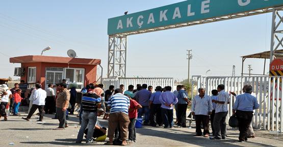 Binlerce Mülteci Geliyor