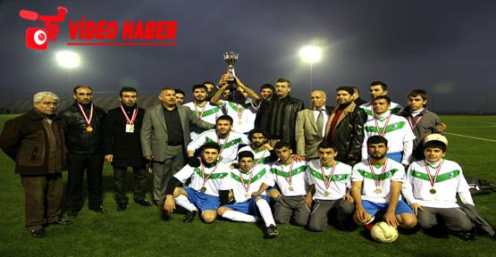 Birecik Kelaynakspor Şampiyon