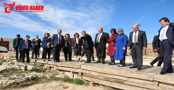 Bölge Belediye Başkanları Şanlıurfa'da