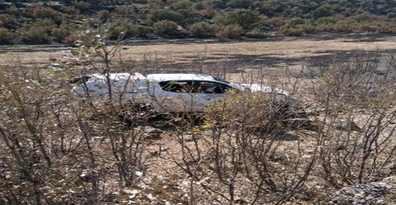 Bomba yüklü 3 araç imha edildi