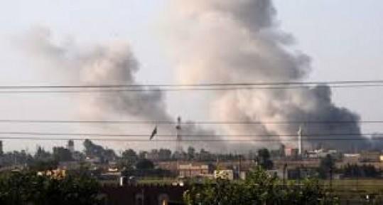 Bombalama Akçakale'de tedirginliğe neden oldu